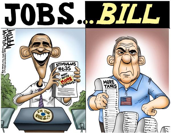 Obama's Jobs Bill