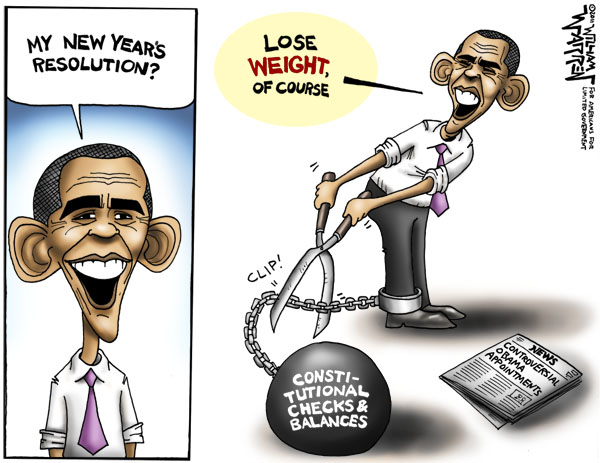 Obama's New Year's Resolution