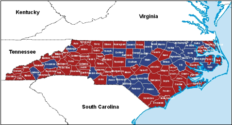 State To Watch In 2012 North Carolina  NetRight Daily