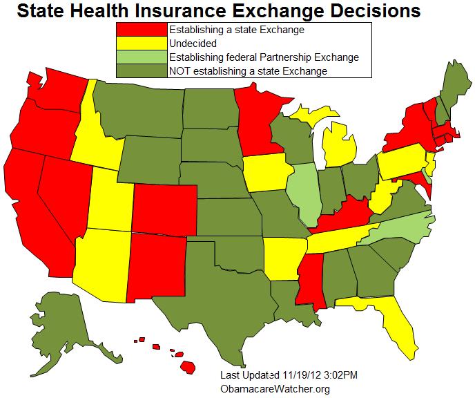 Health Insurance Quotes Va: ARRA News Service: 11/18/12